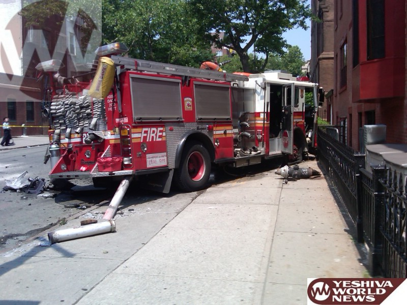 Fire truck crash prompts policy changes for DC Fire & EMS