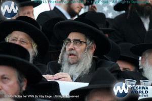 Satmar Rebbe Of Kiryas Yoel: We Survived Inquisition & Auschwitz, We Will Survive IDF Draft Gezeira