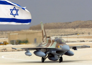 Report: Israel Attacks Missiles Shipment in Syria