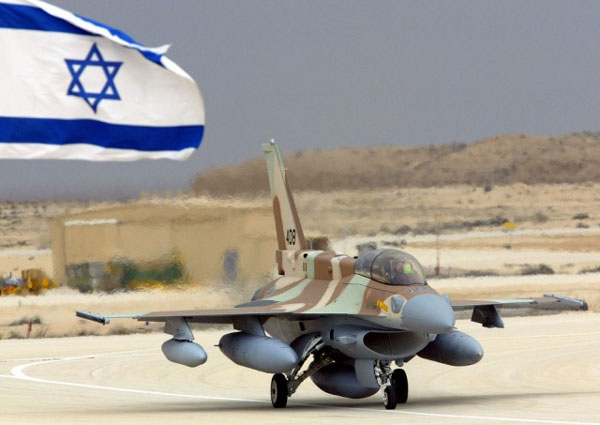 IAF Retaliates for Wednesday Night Rocket Attack in S. Israel