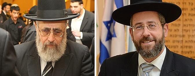 Likud Agrees to Scrap One Chief Rabbi Law