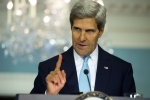 Kerry Confirms Report That Jews In Ukrainian City Told To Register