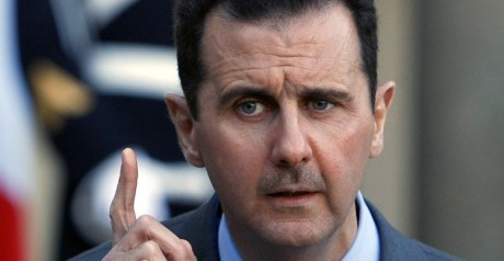 Russia Criticizes US for Seeking Ouster of Syria's Assad