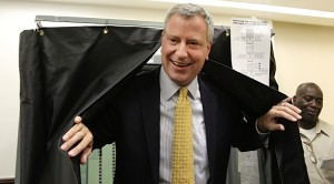 NYC: Despite Tough Albany Deal, De Blasio Declines To Hit Back