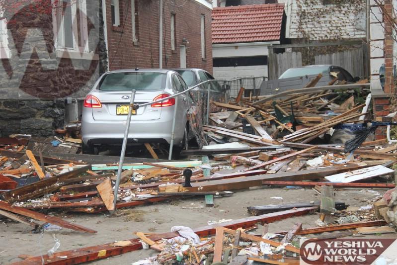 Horrendous Hurricane Sandy