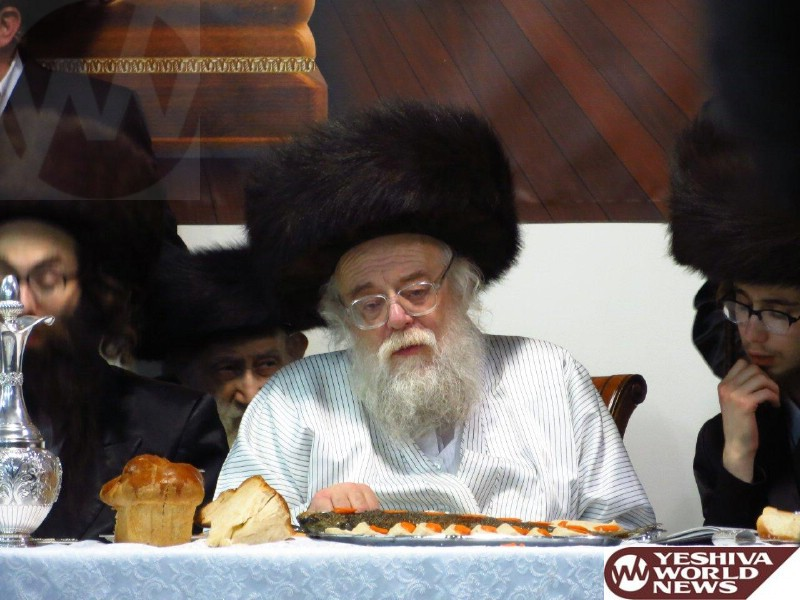 Photo Essay: Toldos Aaron Rebbe In Monsey On Motzei Shabbos - Photo By JDN