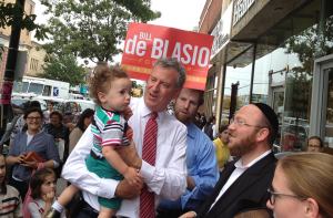 Op-Ed: Mayor DeBlasio And The Stark Shiva Call
