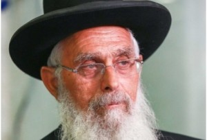 Rav Ariel: I Never Signed a Petition Against the Giyur Law - Insists His Signature Was Forged