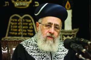 Rav Yosef Zaritzky Furious Over Comments from Rishon L'Tzion