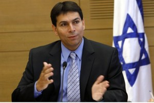 Danon Highlights his Commitment to Break from Government if Terrorists are Released
