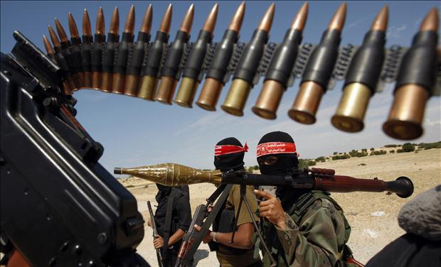 EJC Calls the Removal of Hamas from the EU Terror List 'Legitimating Murder and Genocide'