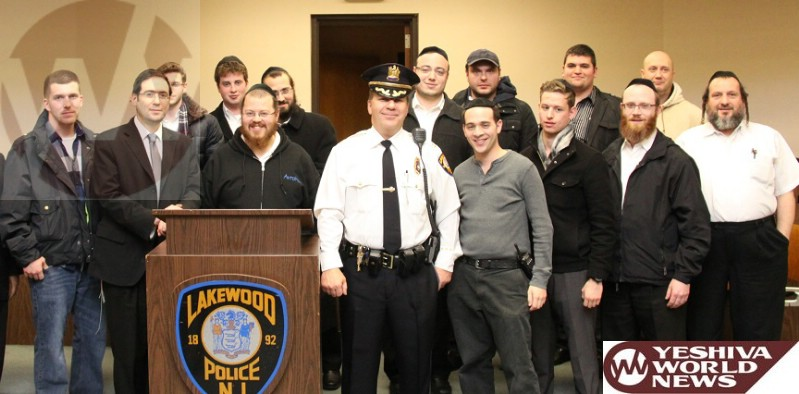 LCSW Members Trained by Lakewood Police Department at Annual Session
