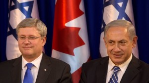PM Netanyahu Speaks with Canadian PM Stephen Harper