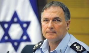 Yochanan Danino Steps Down as Israel Police Chief