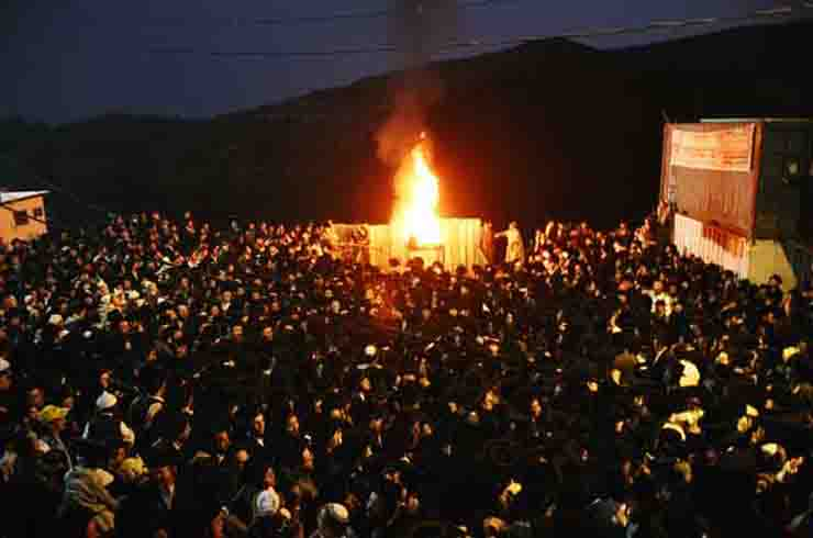 Yassam Commando Police to be Deployed at the Tziyun of Rashbi on Lag B'Omer