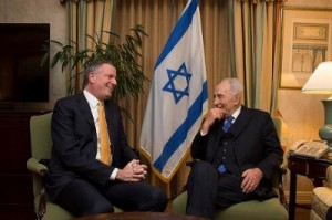 Bill de Blasio Again Defends AIPAC Speech: Yes, It is My Role As Mayor To Defend Israel