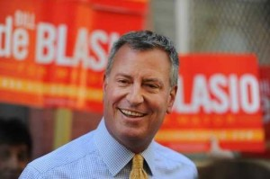 NYC: de Blasio Family Now Live In Historic Gracie Mansion