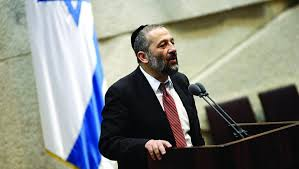 Shas Leader Deri: We Worked Tirelessly
