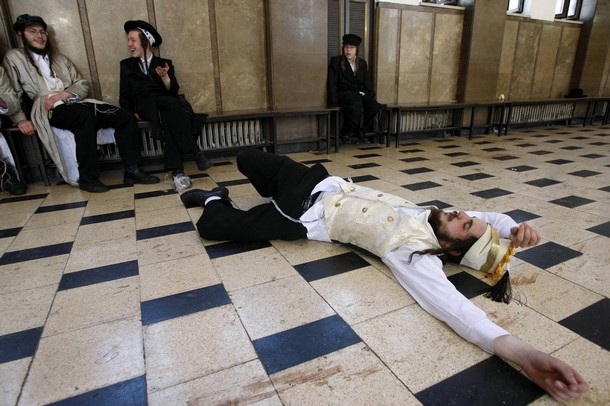 Halachic Analysis: Getting Drunk on Purim