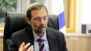 Body Guard Assigned to MK Moshe Feiglin