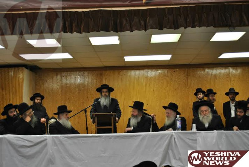 Satmar Rebbe Pledges Support to Israeli Branch of Lakewood Yeshiva Following Decision to Discontinue Funding by the Israeli Government