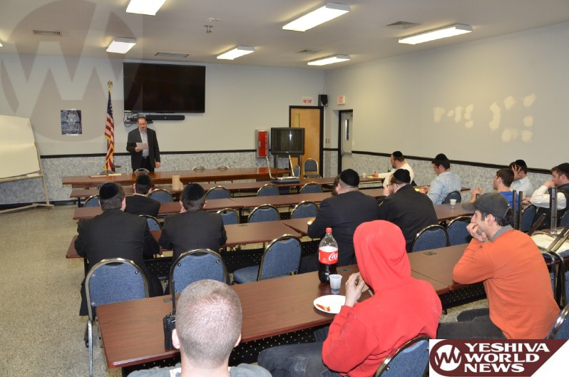 Lakewood: LCSW Search and Rescue Training Session Given By Flatbush Shomrim Member