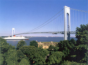 NYC: Staten Island Officials Are Boycotting Verrazano Bridge's 50th Anniversary Over Proposed Toll Hike