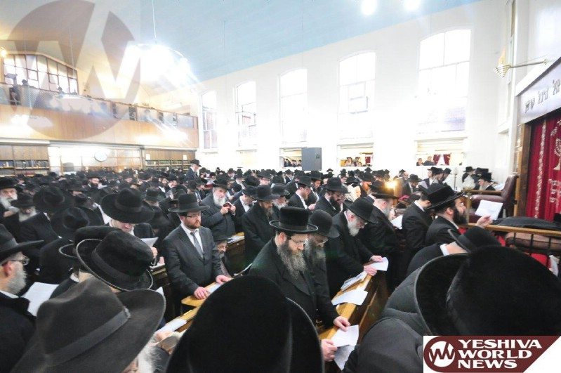 0278 Atzeres Tefilla at MH Shul,Sunday afternoon.