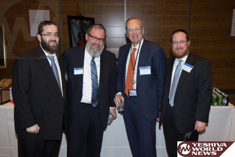 PHOTOS: World-Renowned Medical Experts In CHOP Meet With Jewish Community Leaders