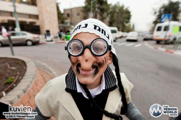 Halachic Analysis: Dressing Up On Purim
