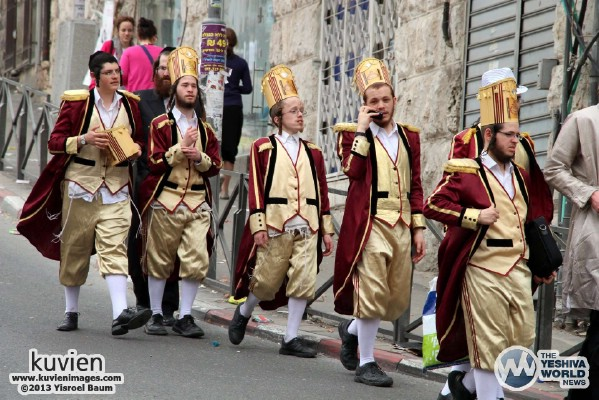 Chief Rabbinate: Purim to be Observed on 15 Adar in Ramot