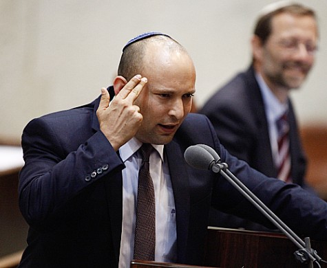 Bennett: Something New is Beginning in Yerushalayim Too