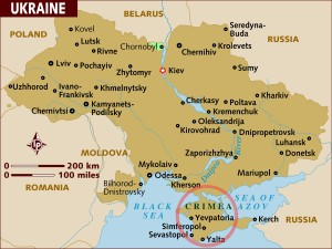 Ukraine's Crimea Seeks To Become Independent State