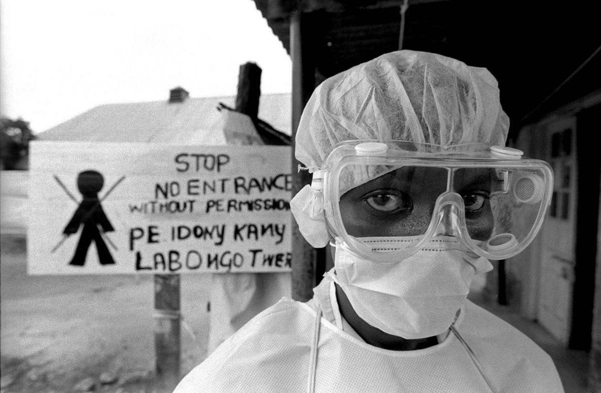 Deadly Ebola Virus Ebola