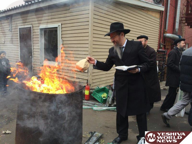 Photo Essay: Erev Pesach 5774 In Moscow (Photos By JDN)