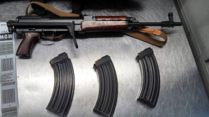 Man arrested with AK-47 at Newark-Liberty Airport