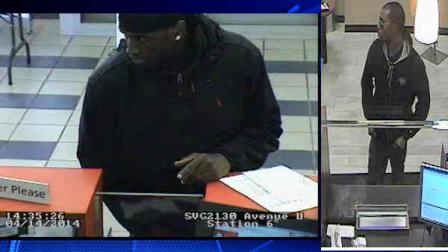 Pair robs 4 Brooklyn banks in 2-hour span