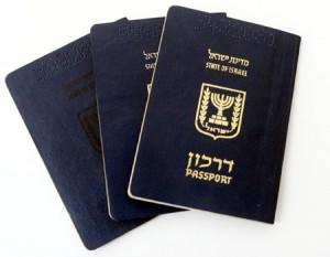 Israel: Counterfeit Passport Operation Uncovered