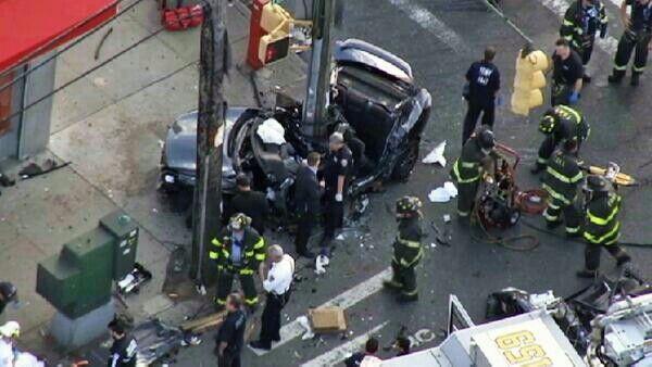 Belt parkway accident twitter