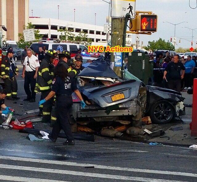 Flatbush Car Accident