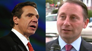 Political Foe Faults NY Attorney General's Silence On Gov. Cuomo