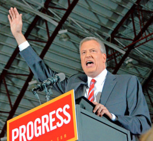 NYC Mayor: Democrats Must Keep Progressive Vision