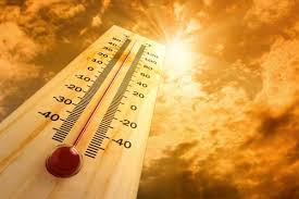 UN Weather Agency: It's Record Hot Out There This Year