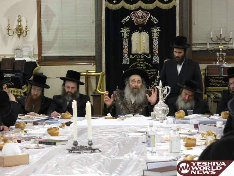 A Message From The Kalever Rebbe For Purim 5775 - What's The Solution For The Iranian-Persian Threat?