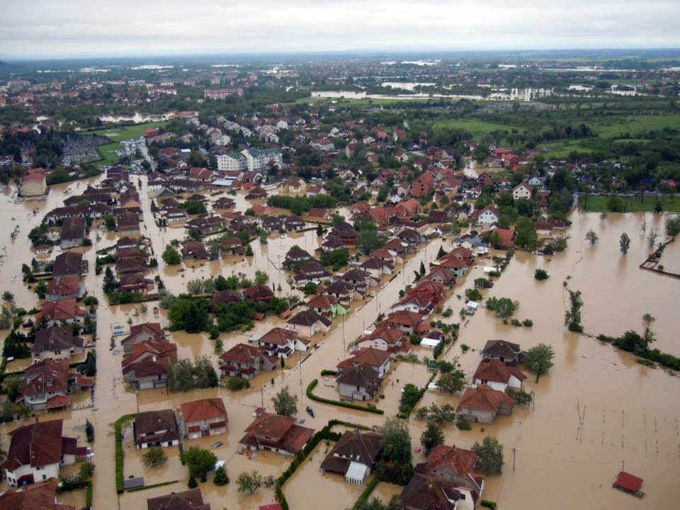 Israeli Aid To Victims Of The Floods In Serbia And Bosnia