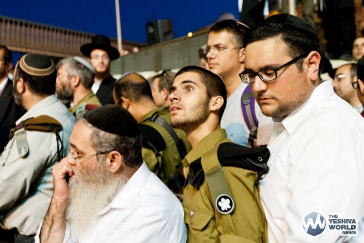 Atzeres at Kotel For Kidnapped Boys - Kuvien Images ---010