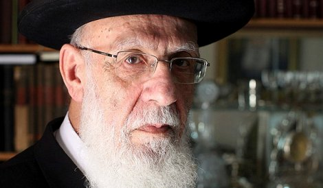 HaRav Shalom Cohen Calls on Lomdei Torah to Remain in Beis Medrash and Not to Enter the IDF