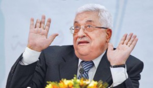 Abbas: Har Habayis is Ours Alone