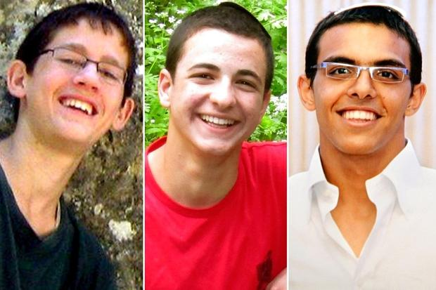 Greenfield Statement On Murdered Israeli Yeshiva Boys