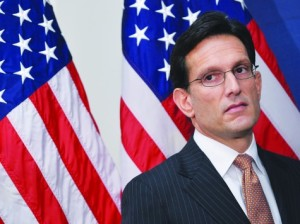 Ex-House Majority Leader Eric Cantor Joins Investment Bank As Managing Director